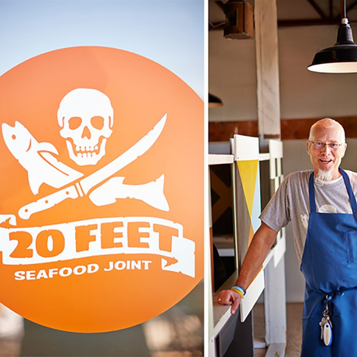 20 Feet Seafood Joint
